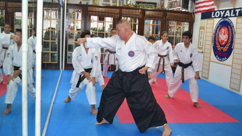 Shotokan Ryu Traditional Karate Do