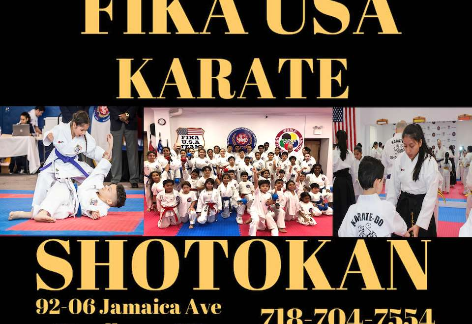 FIKA USA Team Olympic Sport Karate