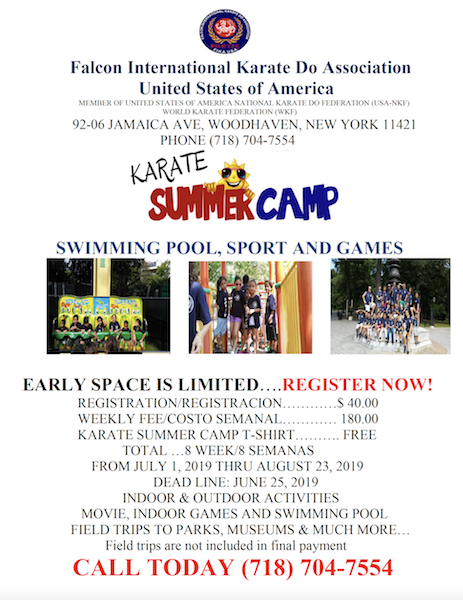 Karate Summer Program